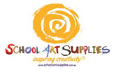 hyperlink to School Art Supplies home page